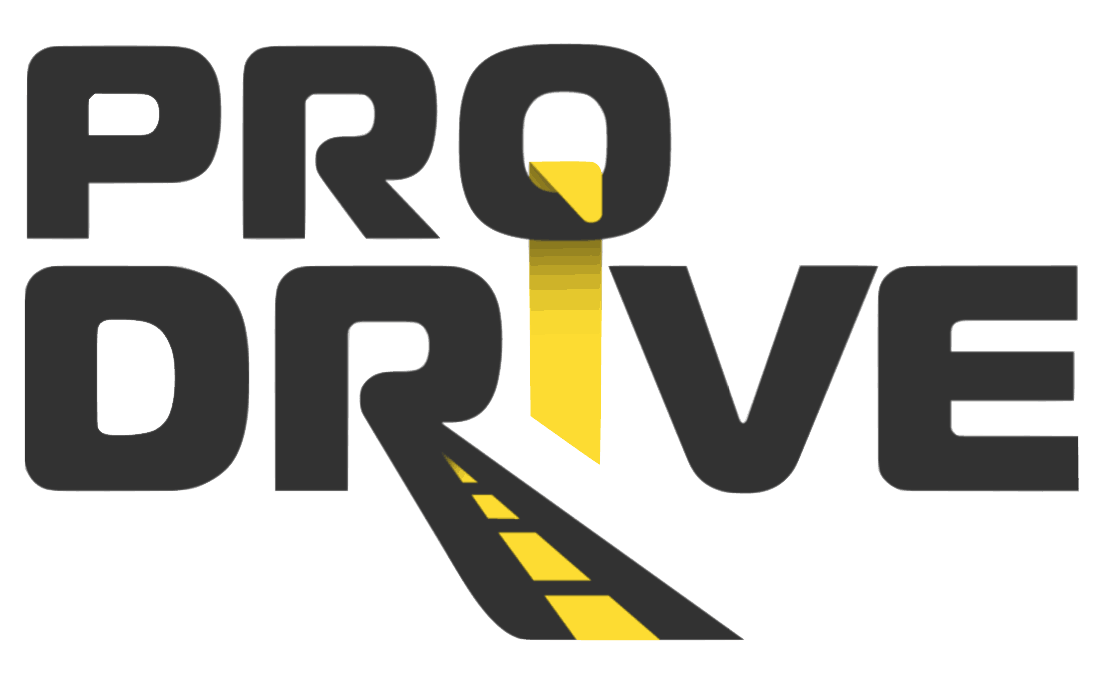 Pro Drive Asphalt Maintenance Logo