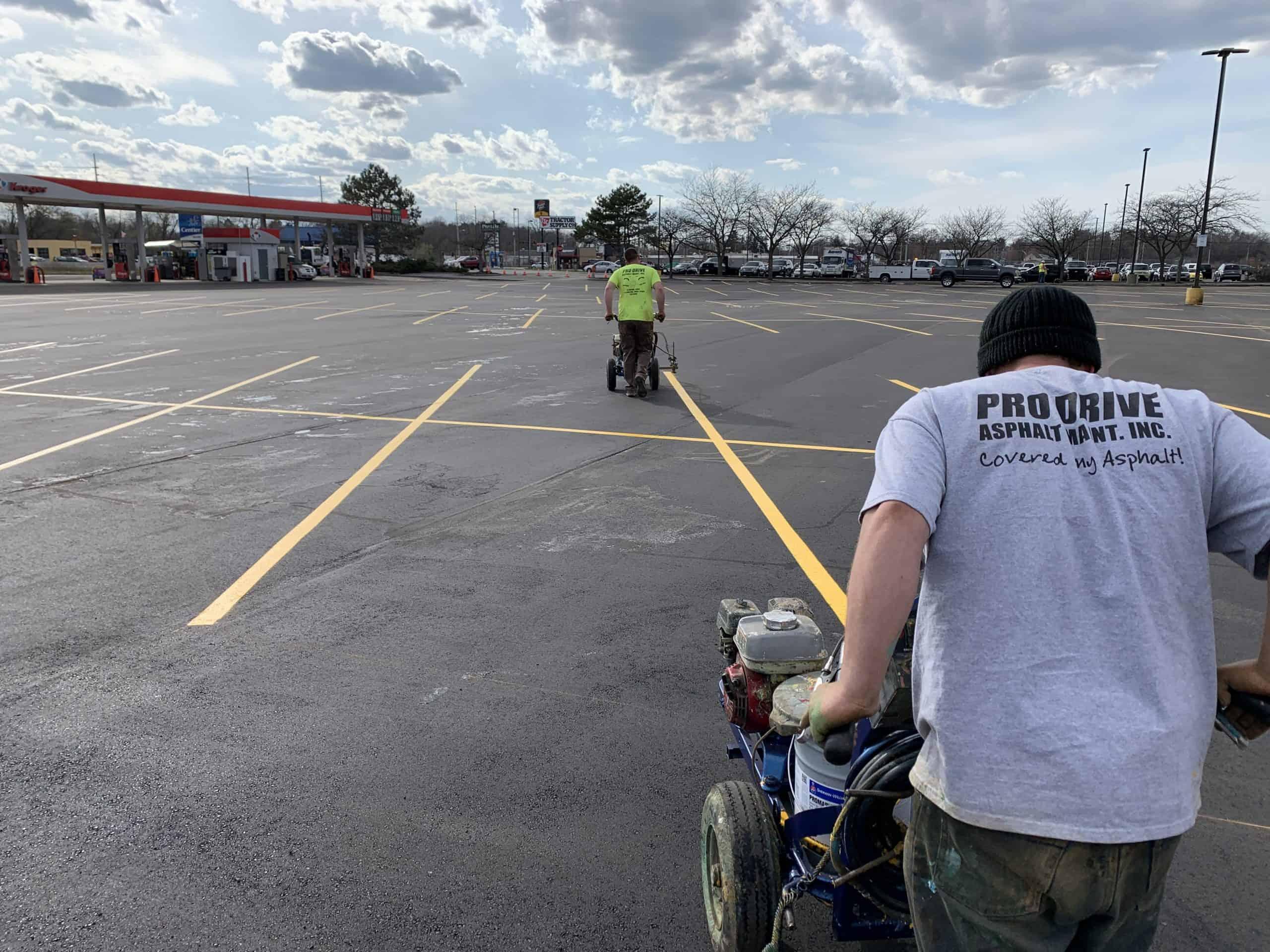 asphalt maintenance services